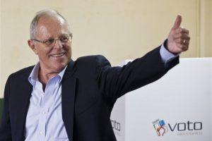 El ex ministro lidera el 44% de los votos Foto:ap