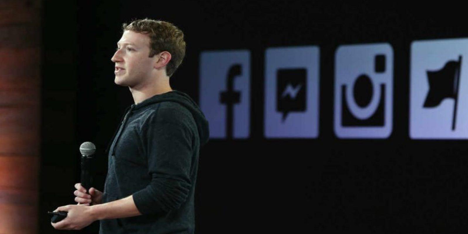 En sus inicios, Facebook permitía la publicación de animaciones en Flash. Foto:Getty Images