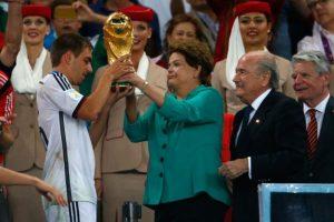 Algo que fue más frecuente en el gobierno de Rousseff Foto:Getty Images