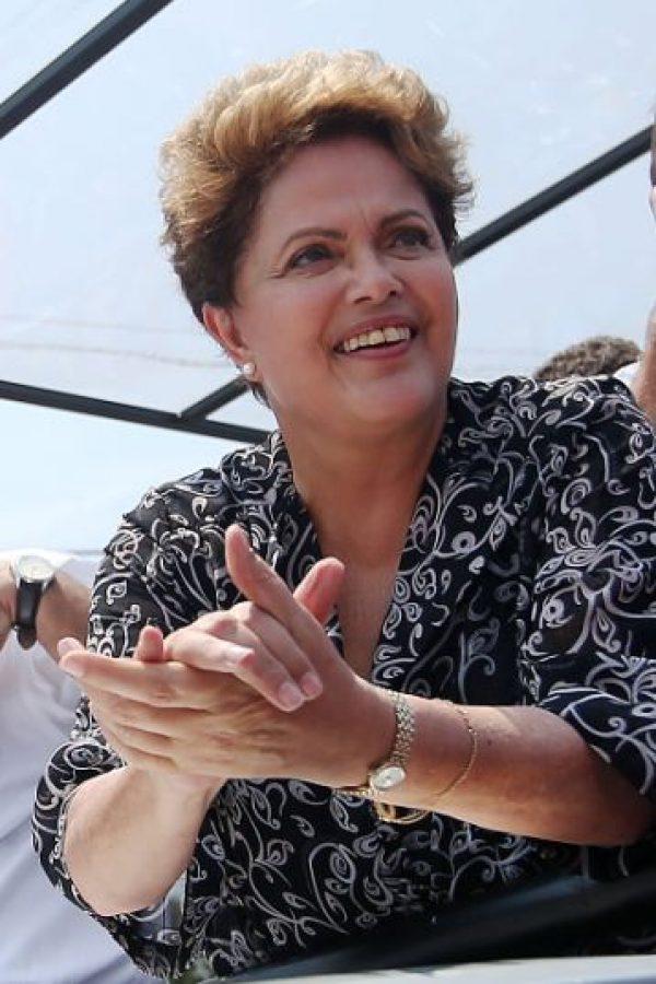 Las voces a favor de Rousseff señalan que este es un golpe de Estado gestado legislativamente Foto:Getty Images