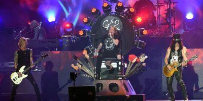 Guns N' Roses Foto:Getty Images