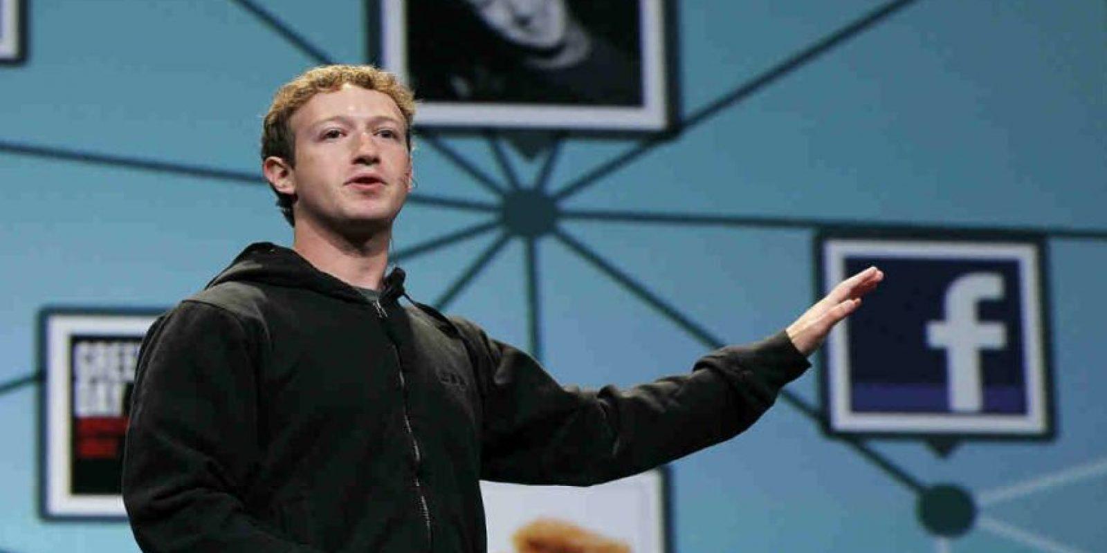 Es el multimillonario más joven, según la revista Forbes. Foto:Getty Images