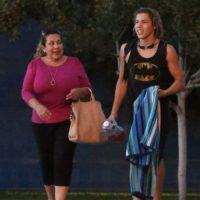 Mildred Baena reveló que tuvo una aventura con su patrón, Arnold Schwarzenegger. Foto:vía Grosby Group