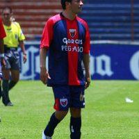 """Sebastián González """"Chamagol"""" Foto:Mexsport"""