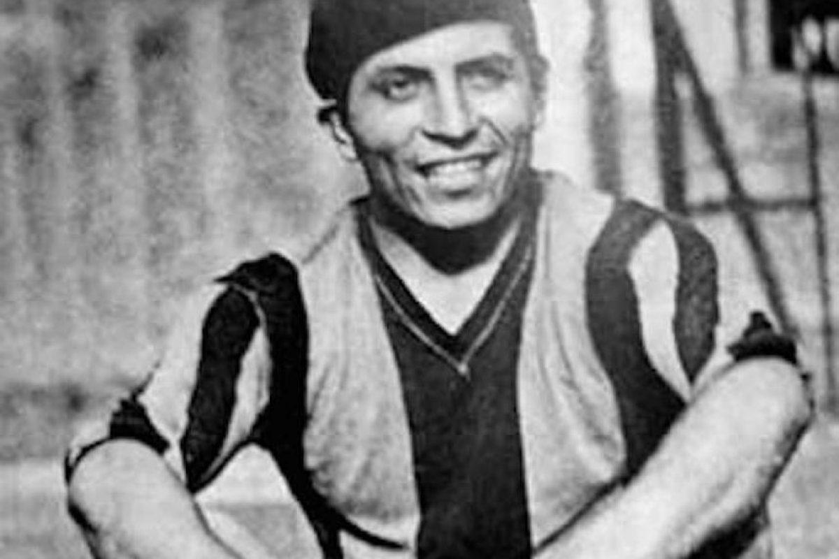 "Juan ""Trompo"" Carreño Foto:Archivo"