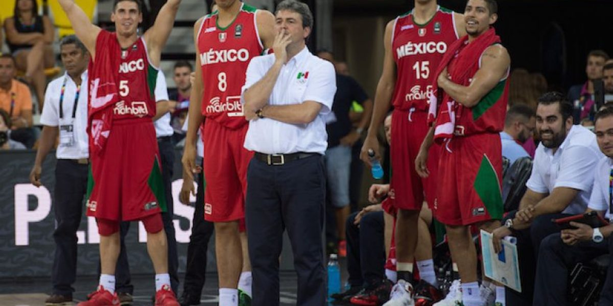 ¡Desanimado! Valdeolmillos ve muy complicado ganar boleto a Juegos Olímpicos en basquetbol