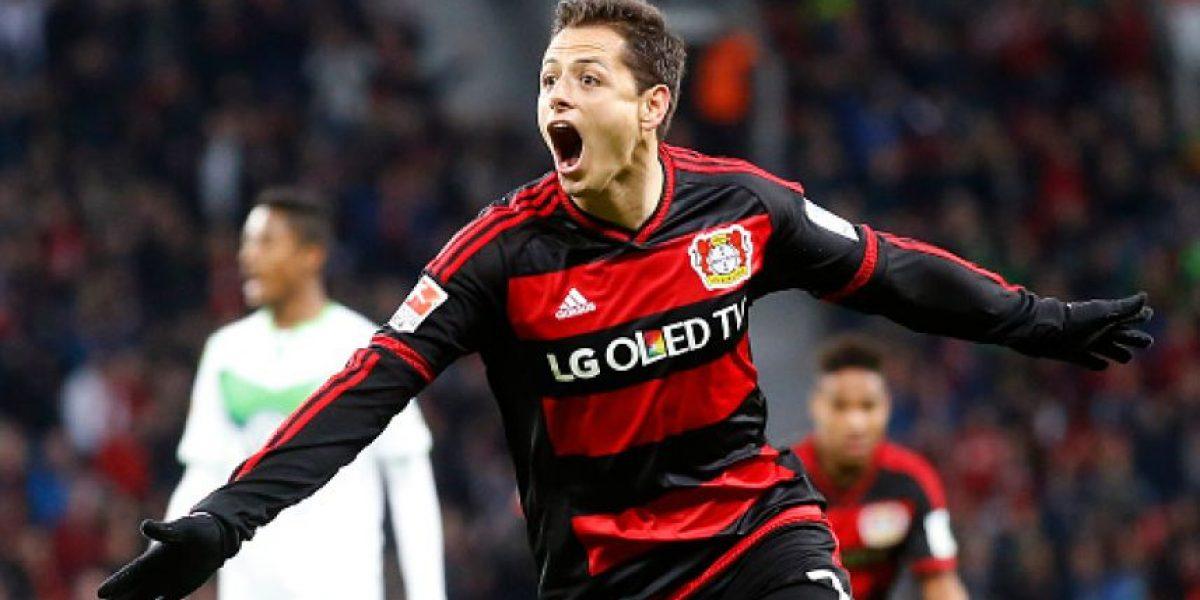 Chicharito estaría listo para el fin de semana con el Leverkusen