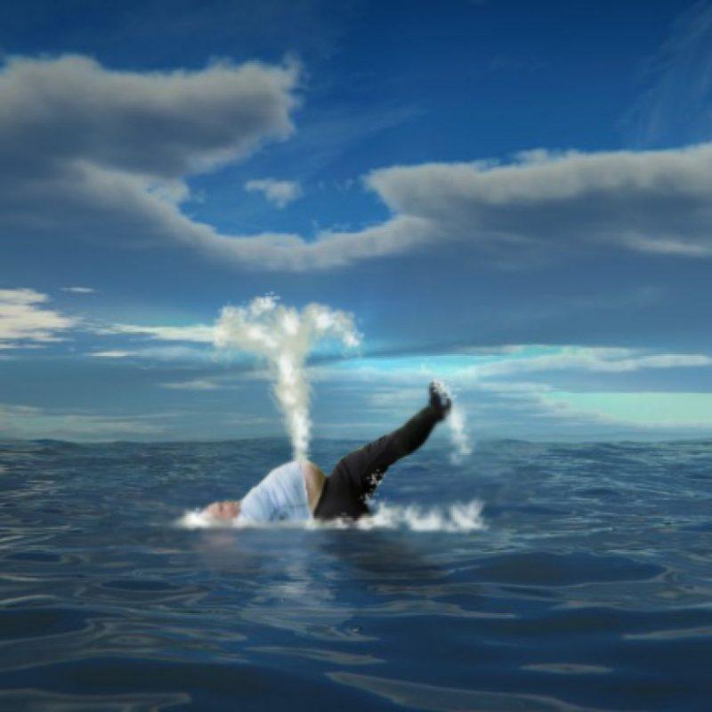 Al estilo de una ballena. Foto:reddit.com