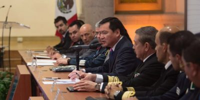El Estado mexicano continuará trabajando para desarticular todas las bandas de secuestradores. Foto:Twitter Osorio Chong