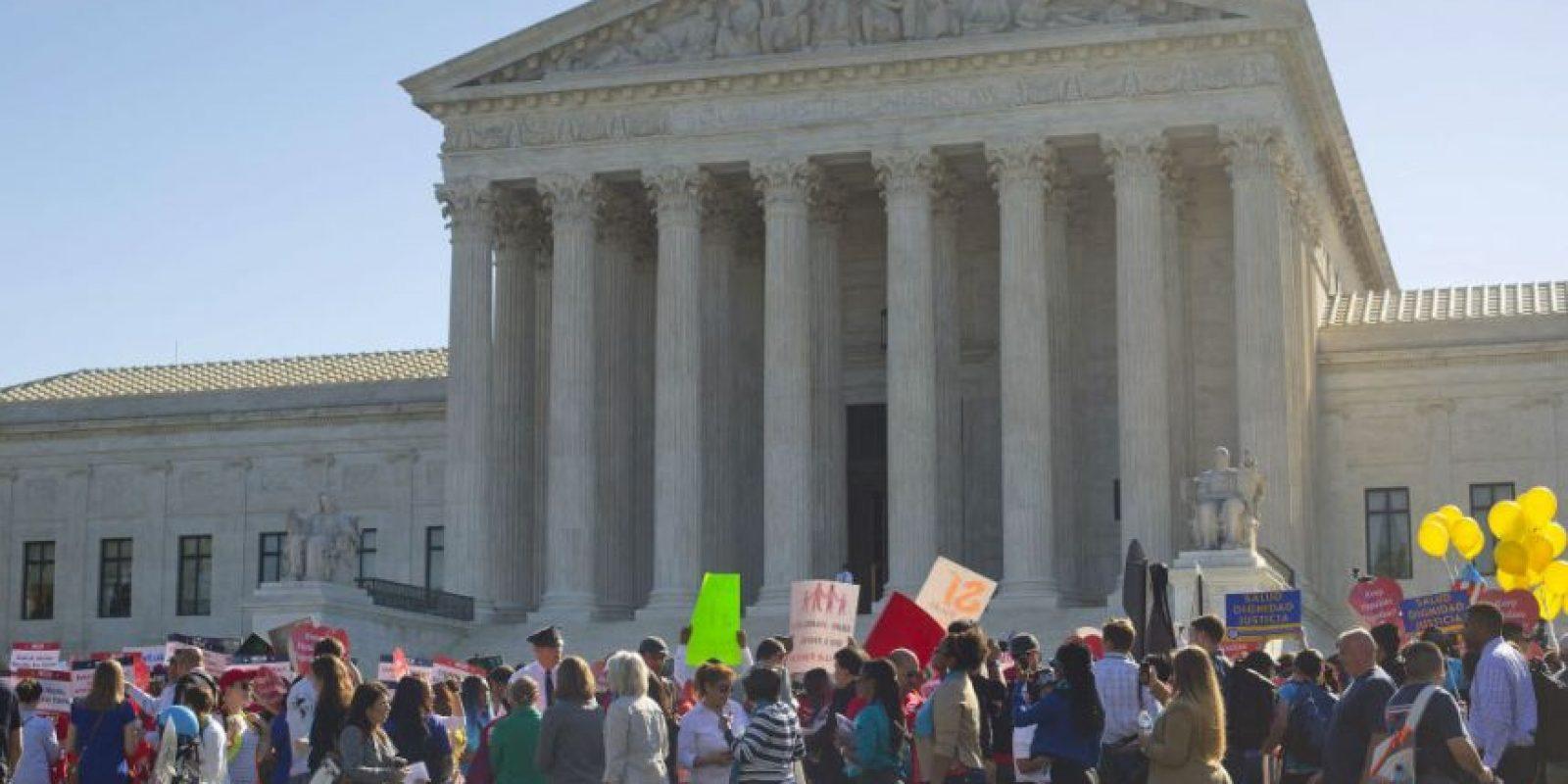 Texas encabeza un movimiento de 26 estados dirigidos por republicanos en contra de los programas que anunció Obama en 2014 Foto:AP