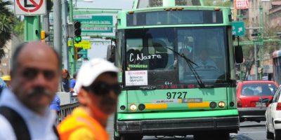 8 rutas cubre el Trolebús de las 18 que tenía en 2000. Foto:Cuartoscuro