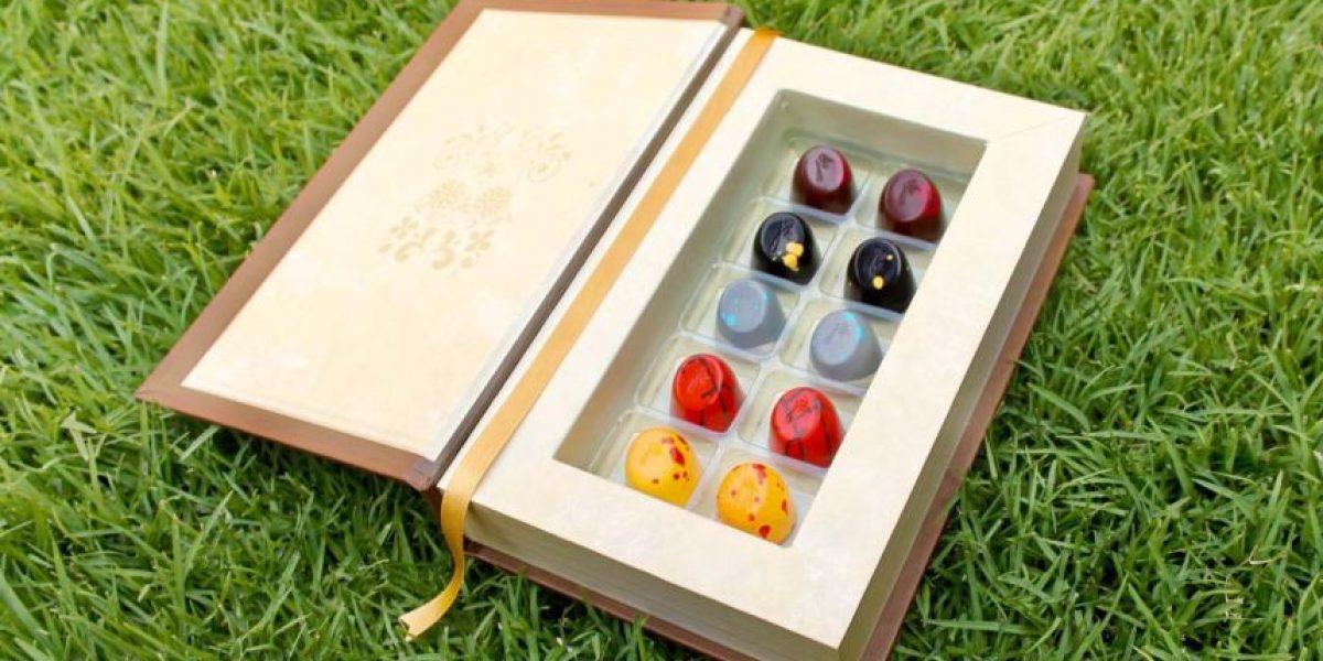 """Dónde comer chocolates con sabor al """"Libro de la Selva"""""""