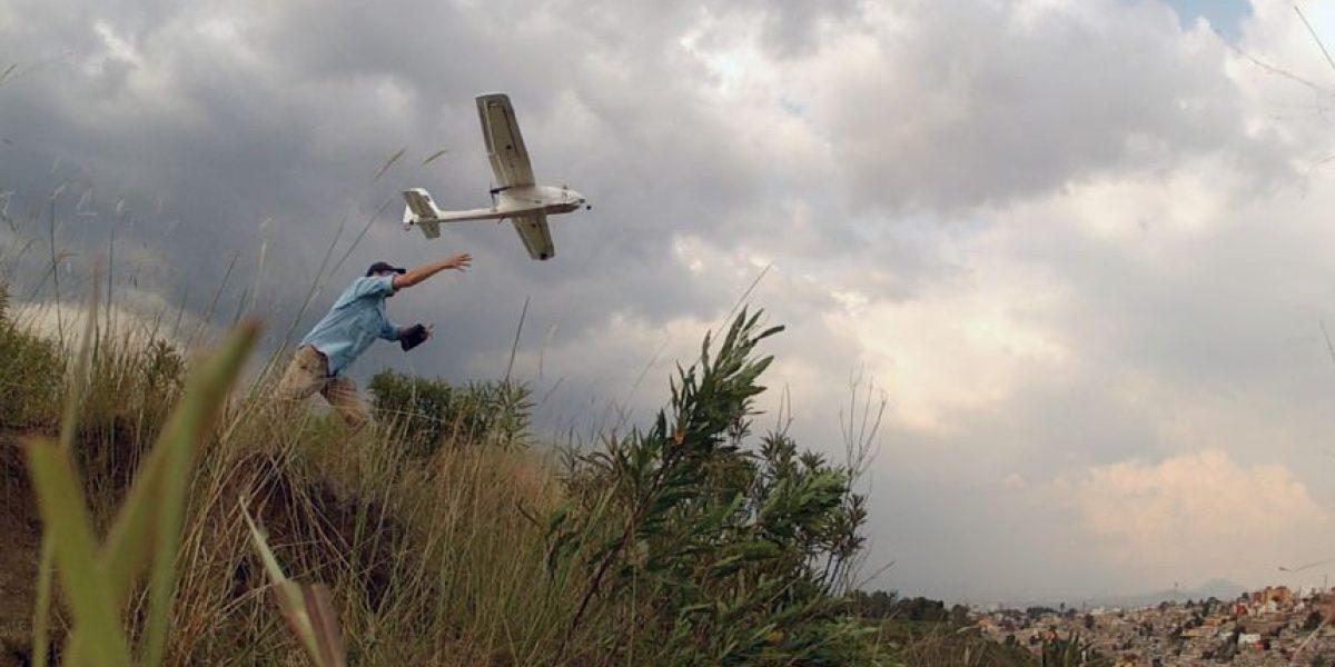 Egresado de UVM desarrolla drones para ayuda humanitaria