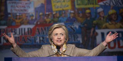 """""""Amo Nueva York y he sentido mucha felicidad al estar aquí estas dos semanas"""": Dijo Clinton Foto:ap"""