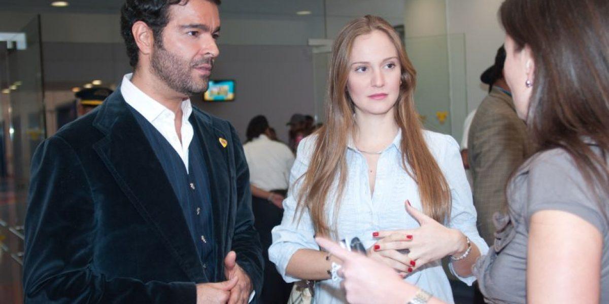 Pablo Montero es grabado con seis mujeres en un hotel