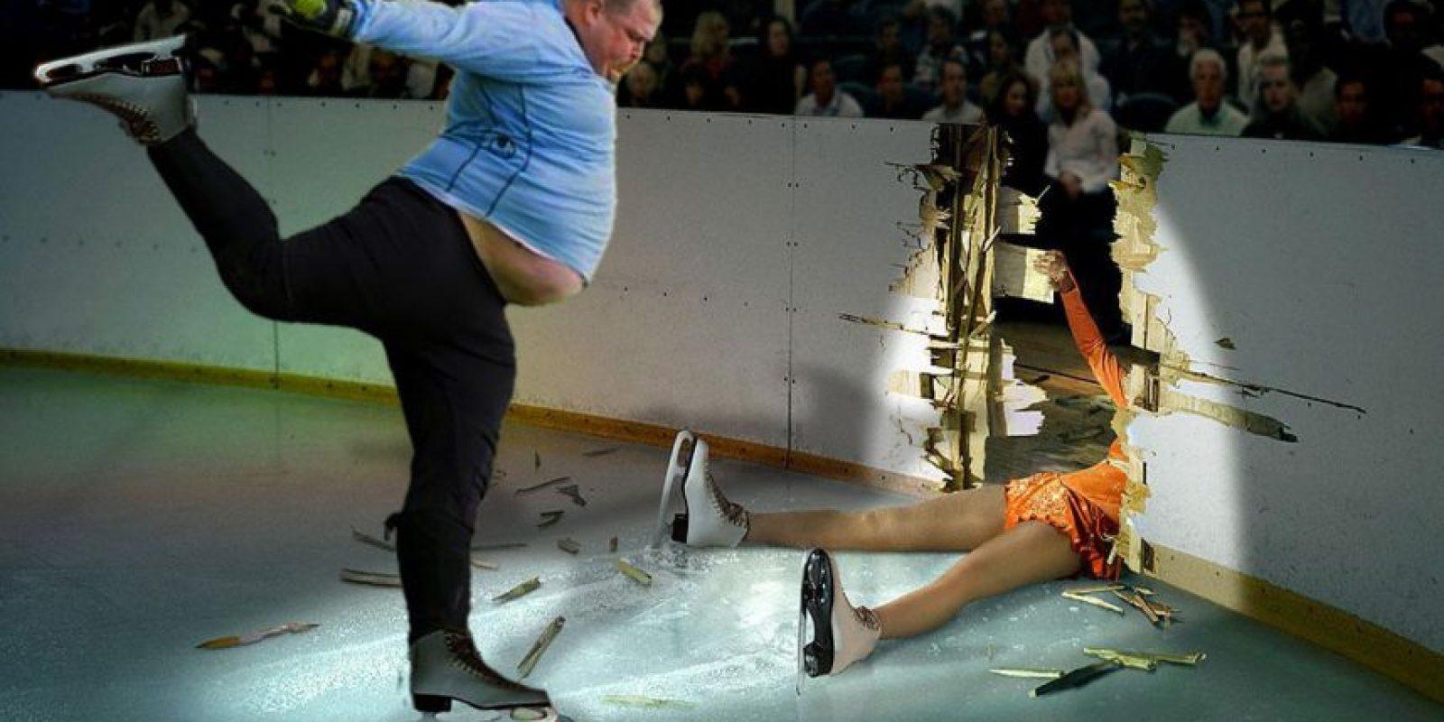 Parece que hubo un accidente. Foto:reddit.com