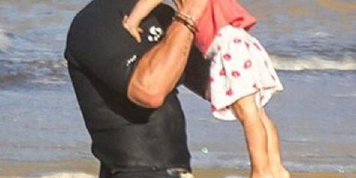 Hija de Chris Hemsworth quiere ser un niño