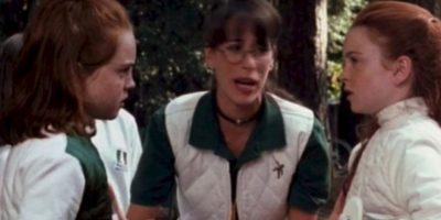 Maggie Wheeler era la consejera del campamento. Foto:vía Disney