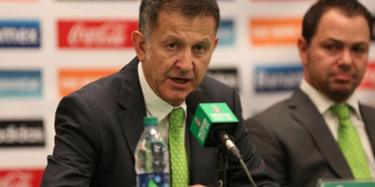 Osorio se compromete a que el Tri termine entre los tres mejores en Copa América