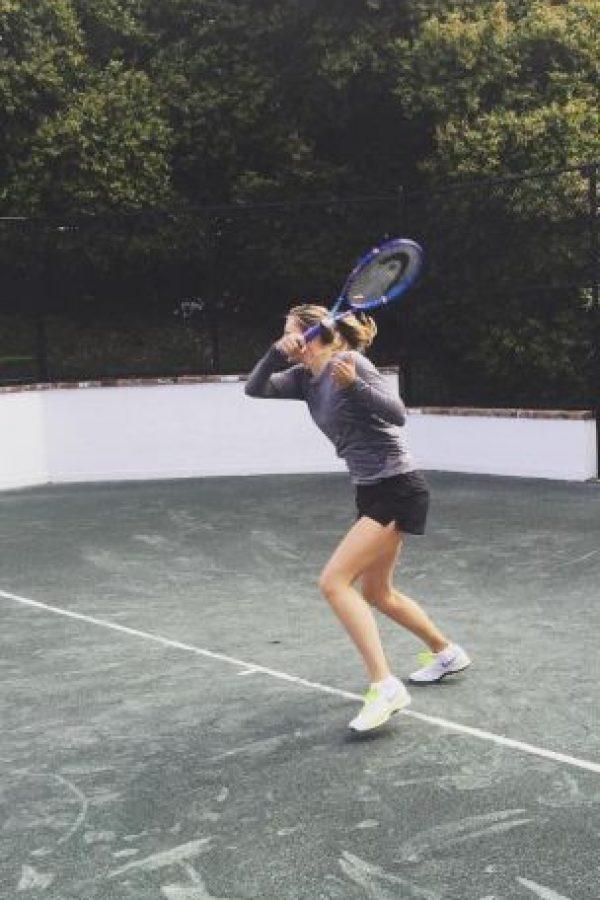 Maria Sharapova cumple 29 años Foto:Vía instagram.com/mariasharapova