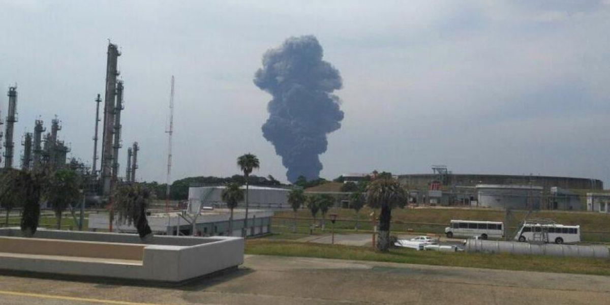 Suman tres muertos y 136 heridos; fuga habría provocado explosión