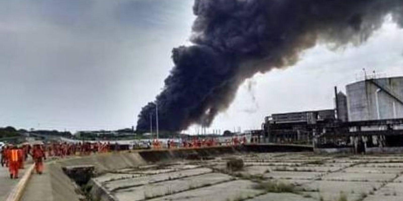 Foto:Protección Civil de Veracruz