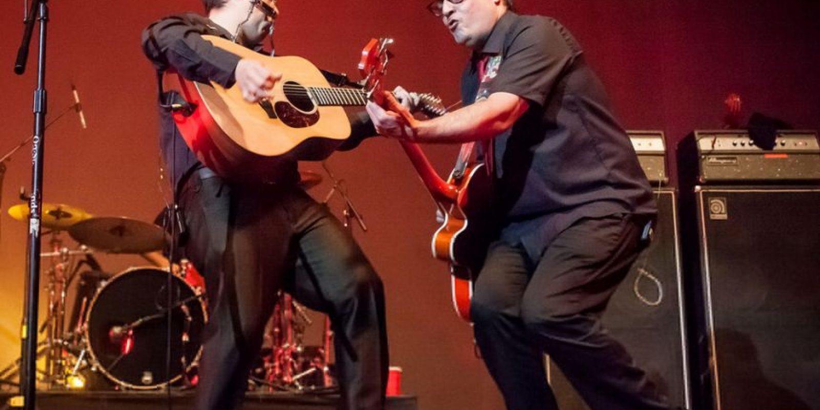 Foto:Página oficial Los Tres