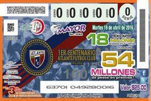 Foto:Loteria Nacional