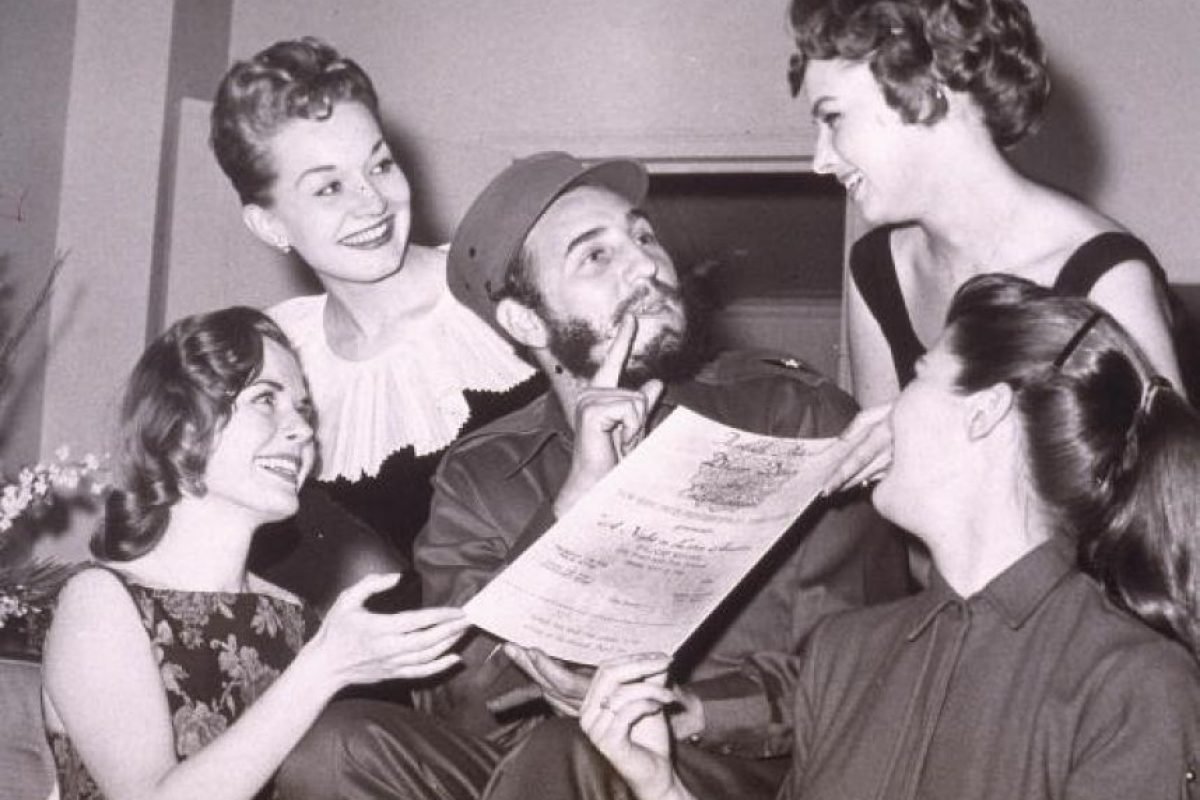 Los datos más importantes de la vida de Fidel Castro Foto:Getty Images