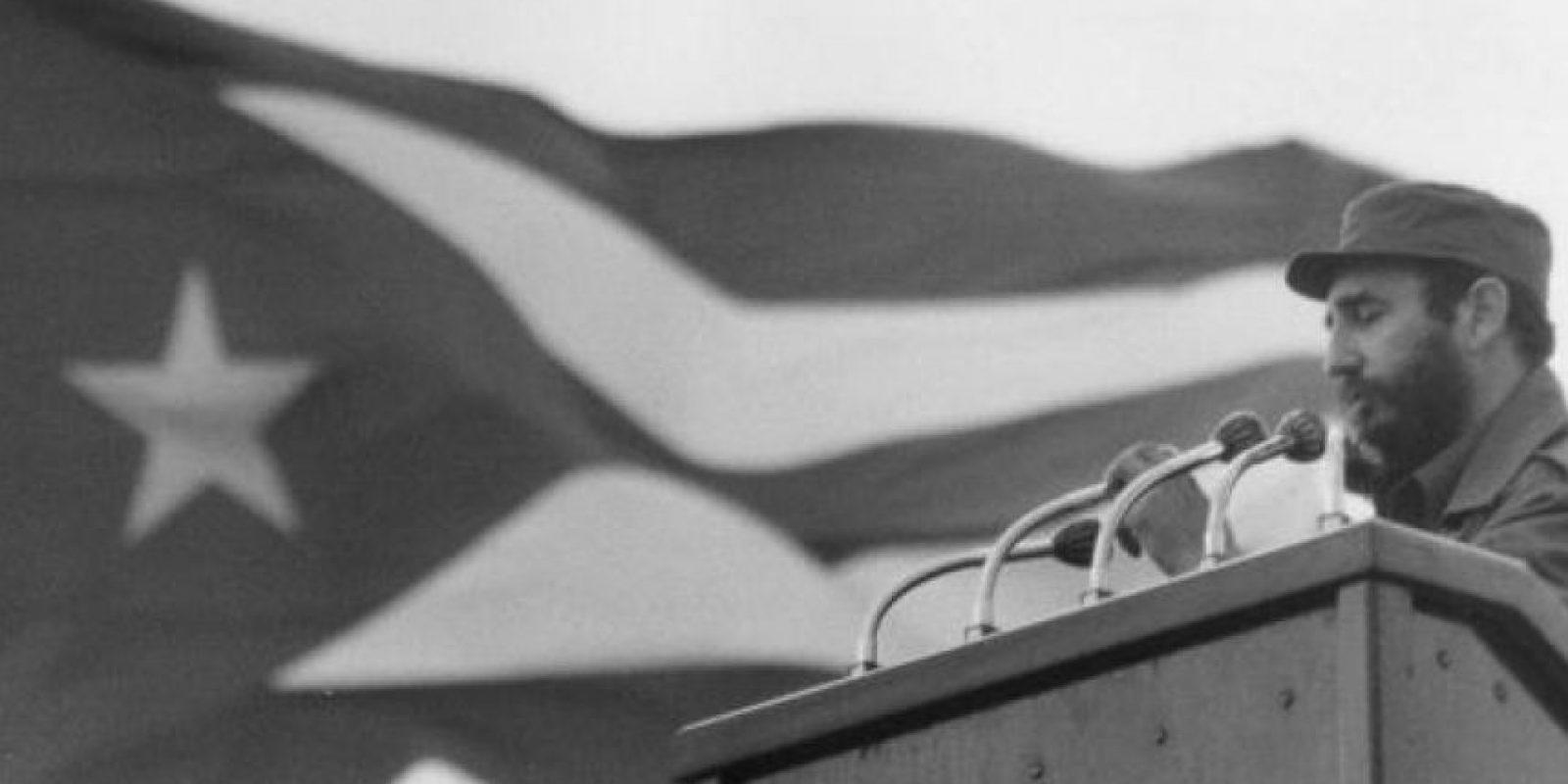 Sobrevivió a 638 intentos de asesinato de 1959 a 2006 Foto:Getty Images