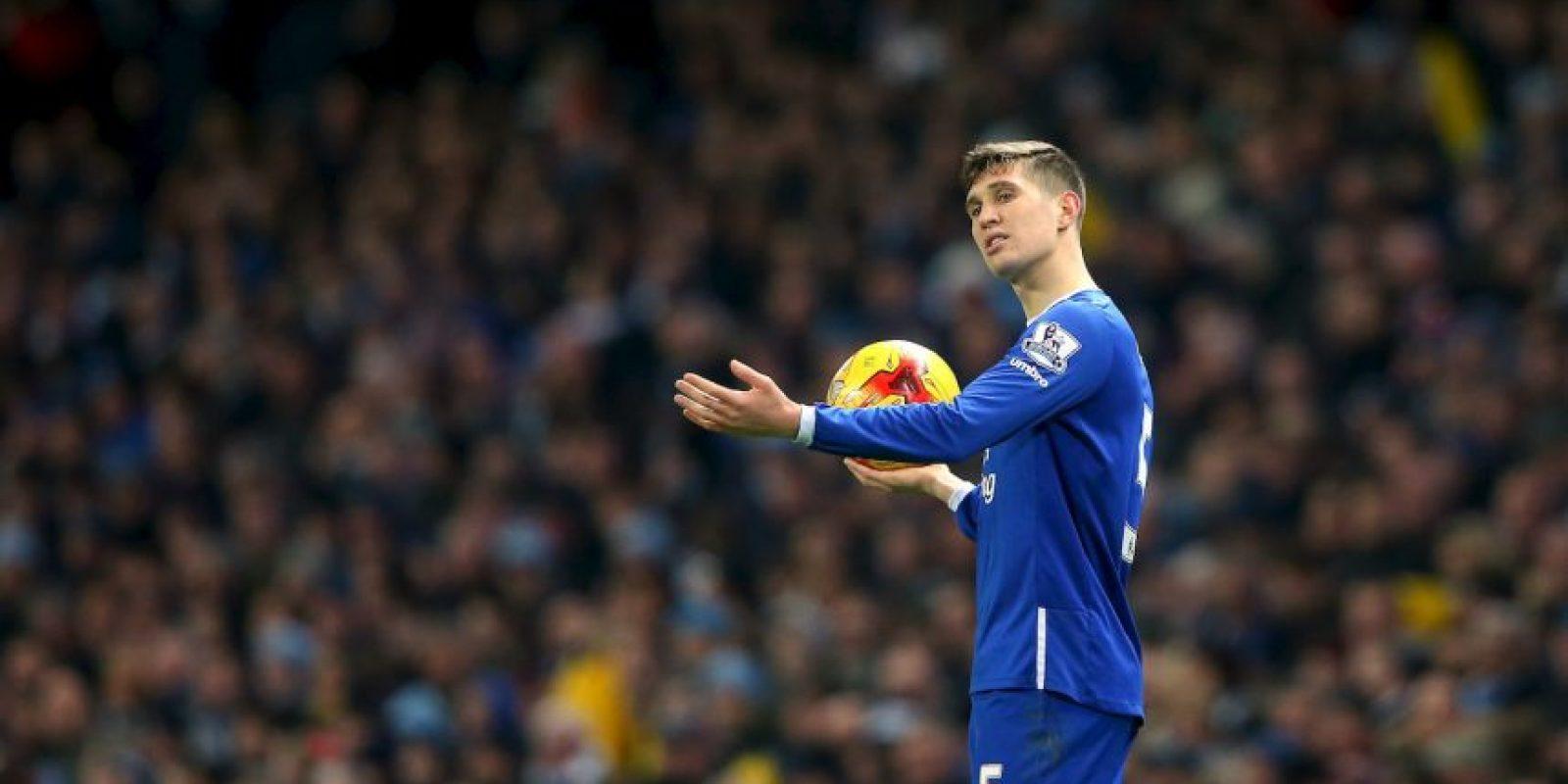 """El defensa del Everton es pretendido por """"Mou"""" Foto:Getty Images"""