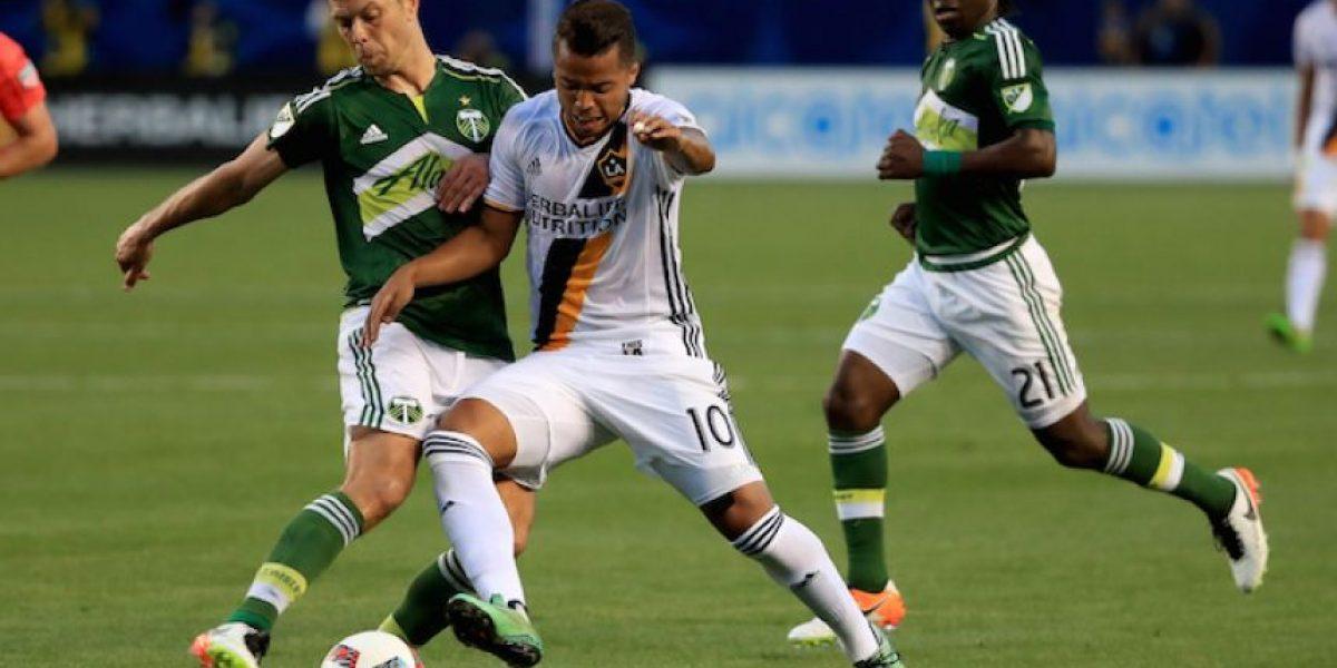 Giovani dos Santos, nombrado como el Mejor jugador de la MLS