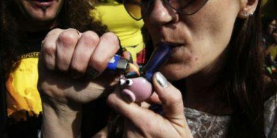 7. Posteriormente el grupo comenzó a utilizar el número 420. Entonces se empezaron a hacer conocidos. Foto:Getty Images