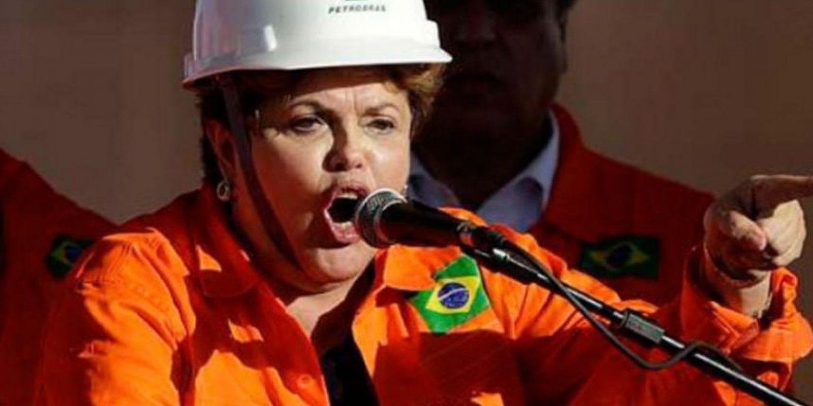 Dilma Rousseff, actual presidenta de Brasil, será jusgada por corrupción en la paraestatal. Foto:Getty Images
