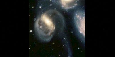 Fue dirigido al cúmulo de estrellas llamado M13, a una distancia de 25 mil años luz. Foto:Getty Images