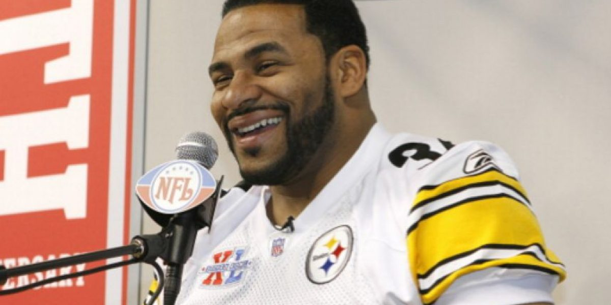 Jerome Bettis encabeza jugadores de Steelers que visitarán CDMX