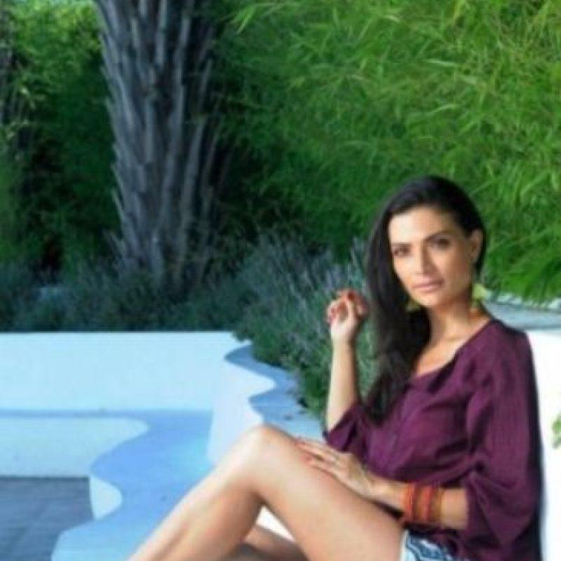 Así luce la actriz en la actualidad F Foto:Vía facebook.com/anamariaorozcofc