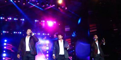 Banda MS y Julión Álvarez Foto:Televisa