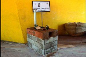 Modelo de estufa sustentable Foto:dgs.unam