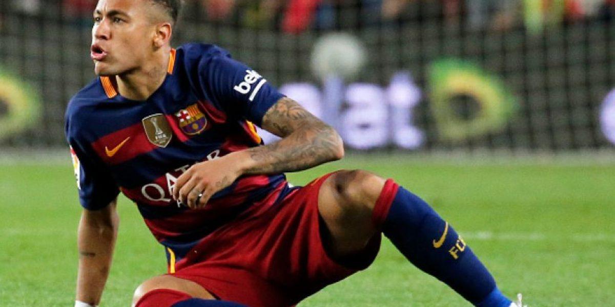 Neymar no jugará en la Copa América Centenario