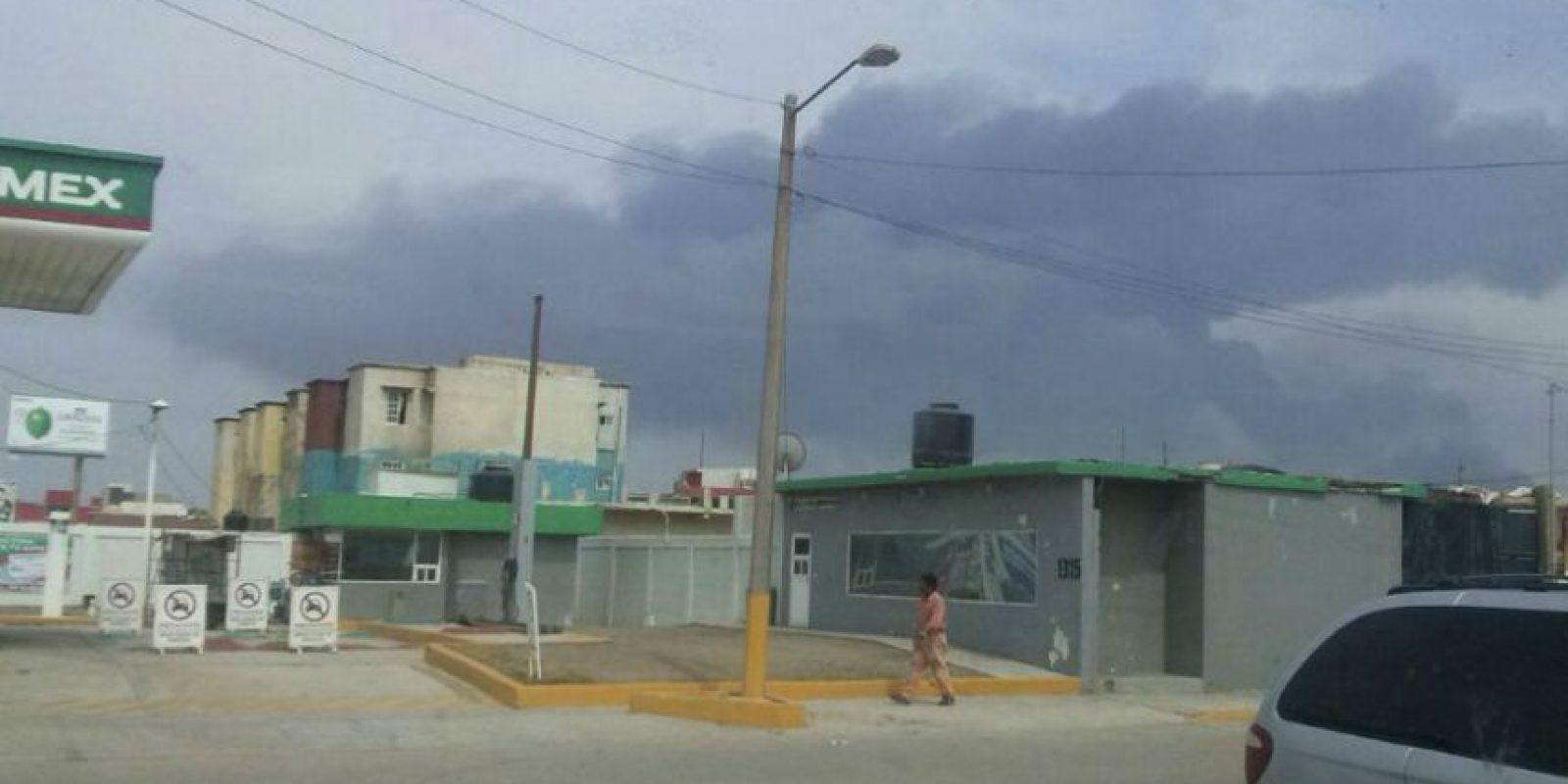 Explosión en Pajaritos, Coatzacoalcos Foto:Cuartoscuro