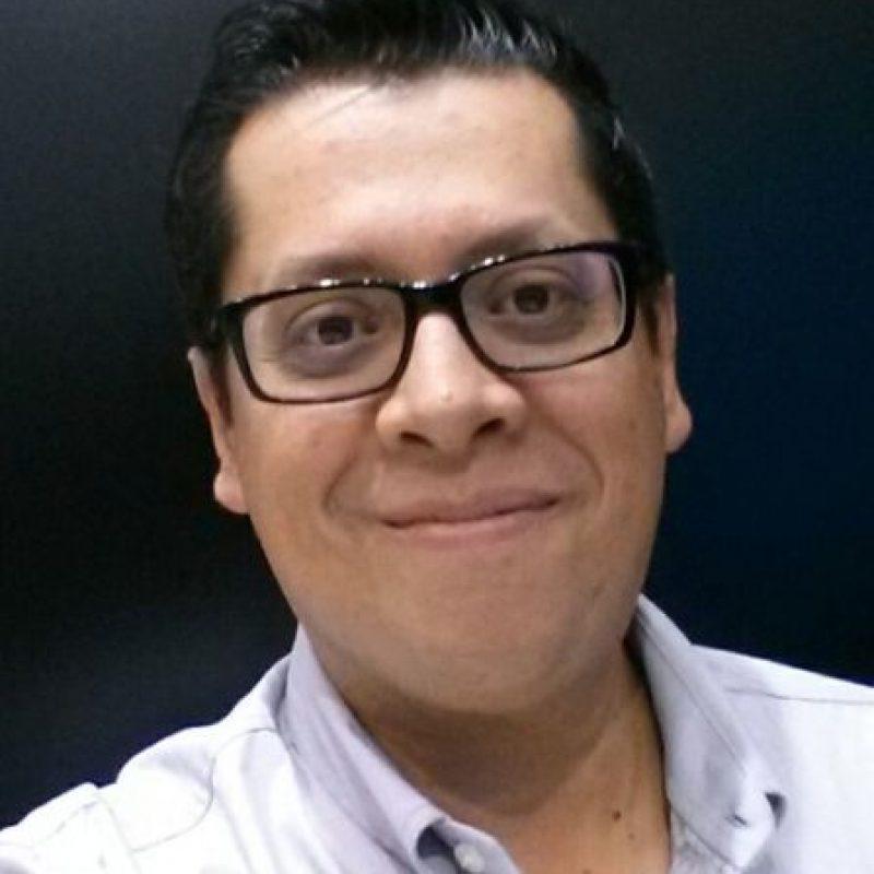 Hugo Jesús Ocha Reyes, gerente de Mercadotecnia de AKRON. Foto:Cortesía