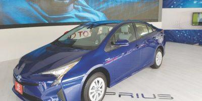 Toyota Prius 2016. El híbrido más accesible en México. Foto:Marco Alegría