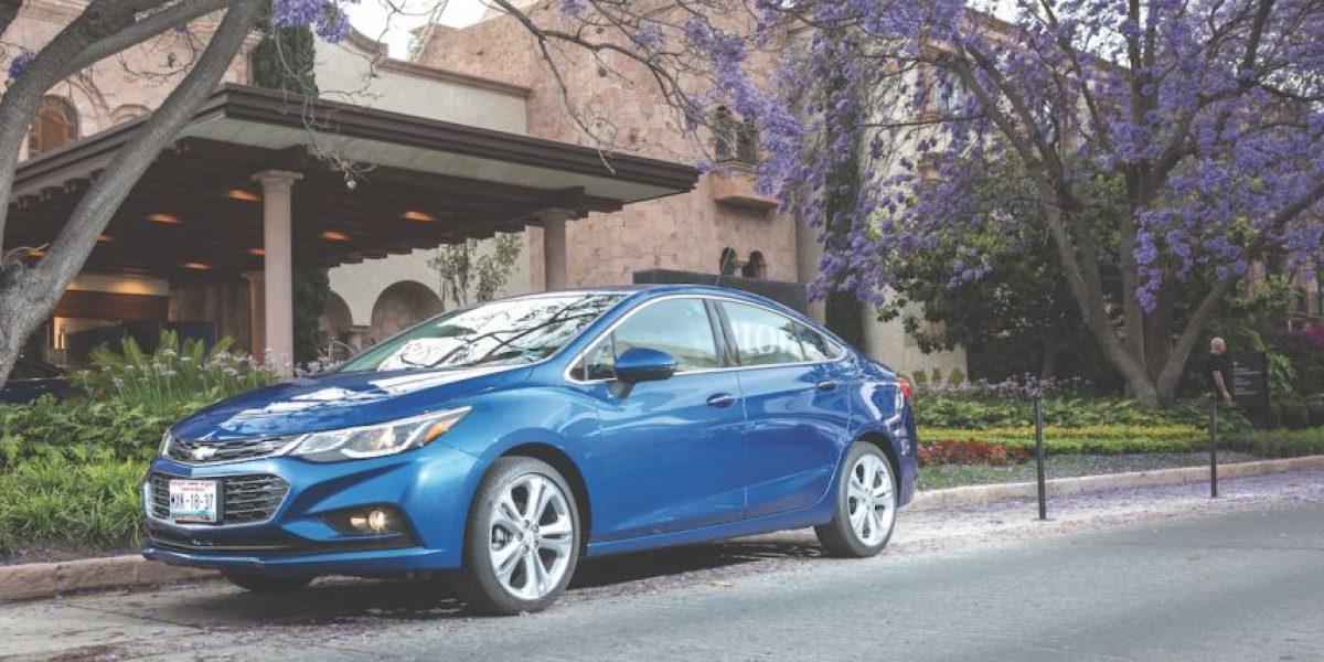 Chevrolet Cruze 2016: hecho en México y muy bien hecho