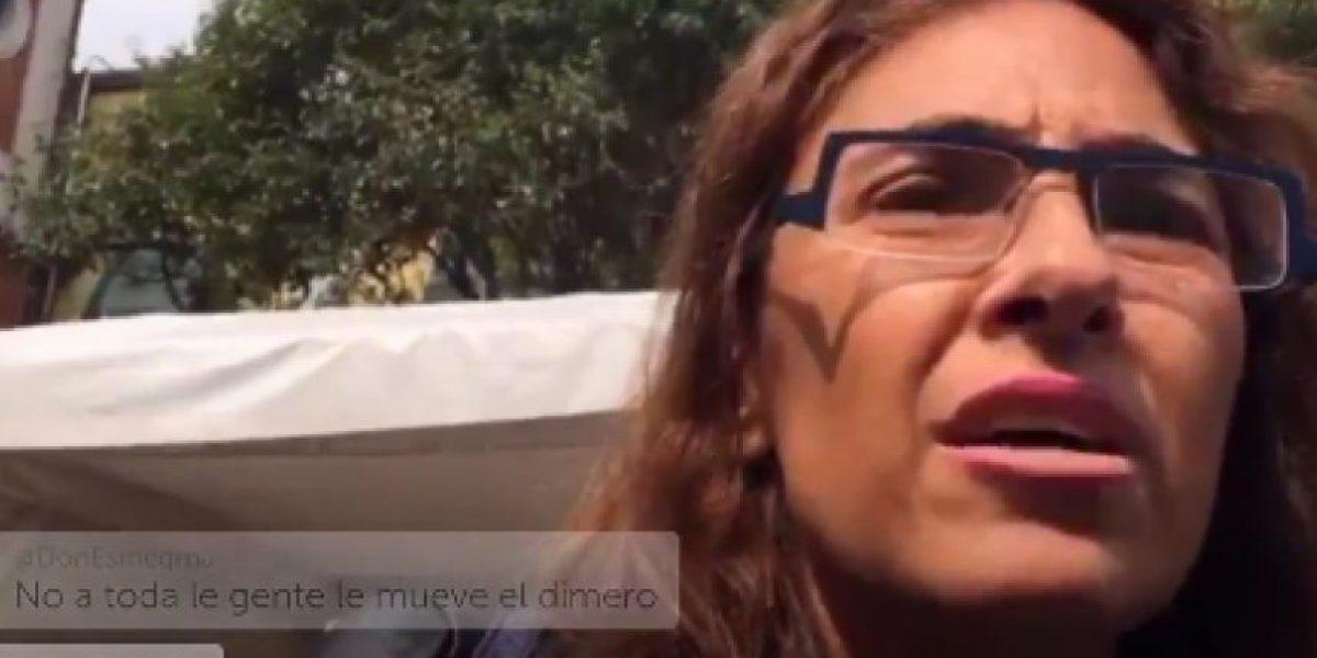 VIDEO: #Lady2Plazas reconoce doble cobro en administración de Romo en la MH