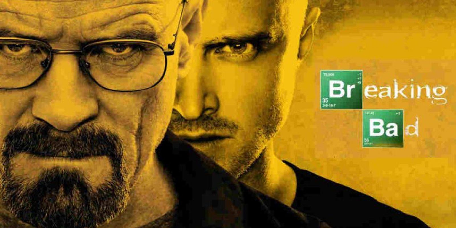 2.- Breaking Bad Foto:AMC