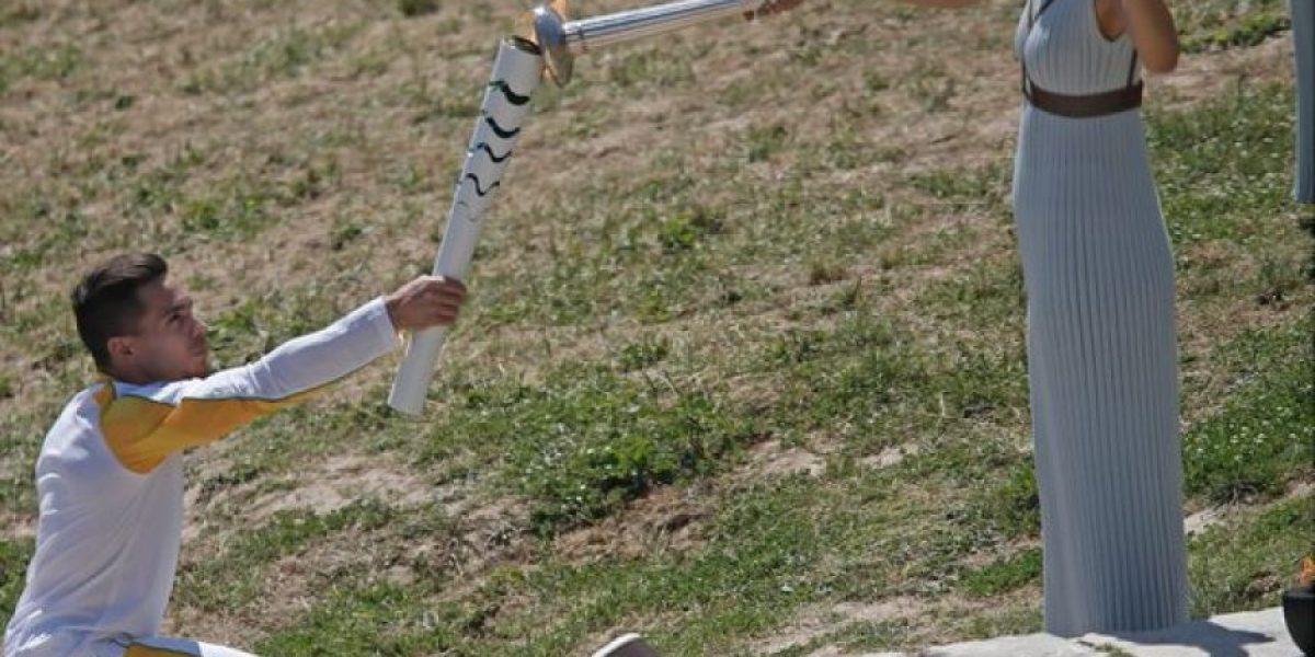 ¡Se enciende la Llama Olímpica! La Antorcha comienza su recorrido en Grecia