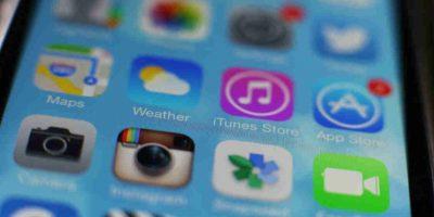 """Las primeras """"apps"""" datan de finales de los años 90. Foto:Getty Images"""