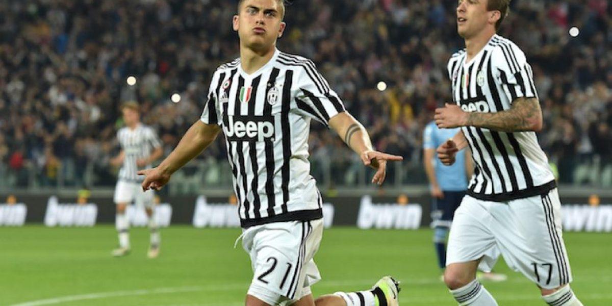¡Cerca de la gloria! Con doblete de Dybala la Juve da un paso más al pentacampeonato