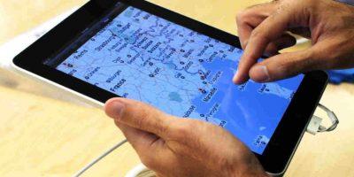 """Cuando llegaron iPhone y Android, el """"boom"""" de las aplicaciones estalló. Foto:Getty Images"""